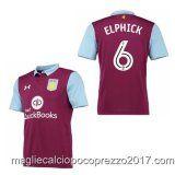 Maglia home Aston Villa Elphick 2016/17 €23.50