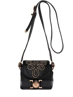 Embroidered Ponyskin & Nappl Leather BagWAS:$2,575.00NOW:$1,802.00