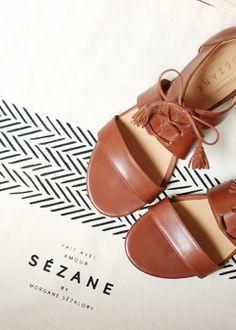 Sézane - Sandales Ulysses