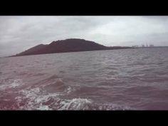 See this sea tour by #siddhaswarupananda