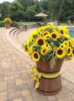 We just LOVE sunflowers at Greenhouse Gallery!!