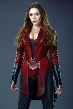 Find images and videos about Marvel, Avengers and elizabeth olsen on We Heart It - the app to get lost in what you love. Scarlet Witch Marvel, Scarlet Witch Cosplay, Marvel Women, Marvel Girls, Ms Marvel, Captain Marvel, Marvel Comics, Super Heroine, Elizabeth Olsen Scarlet Witch