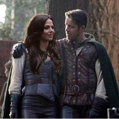 Only two more days!!!! Will outlaw queen be together again at last?? Of course!!!!!!! #OutlawQueen!!!!;)