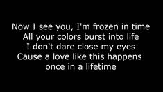 Skillet - Watching For Comets (Lyrics HD)