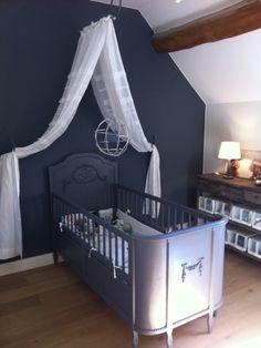Décoration+chic+pour+chambre+bébé