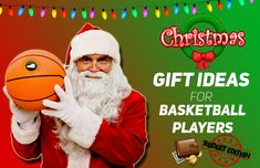 Best 40+ Christmas Gifts For Basketball Player - Budget Edition!