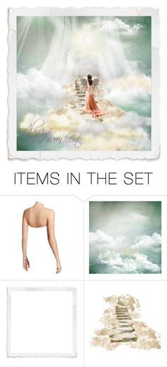 """""""Always in my heart..."""" by mrsceecee ❤ liked on Polyvore featuring art"""