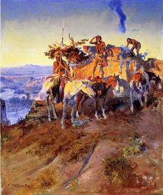 charles russell prints - Bing Images