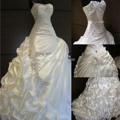 Custom Made, Ball Gown Cheap Wedding Dress 2013 Ball Gown Wedding Dresses | Buy Wholesale On Line Direct from China