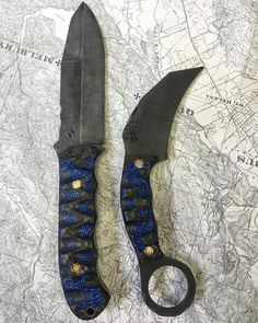 norseminuteman:  Half Face Blades