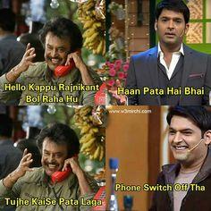 Funny Rajnikant Joke In Hindi