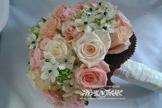Tavaszi, pasztell, rózsás csokor Cake, Desserts, Food, Tailgate Desserts, Deserts, Food Cakes, Eten, Cakes, Postres