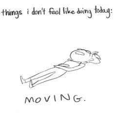 Haha too often!