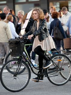 Copenhagen Bikehaven by Mellbin 2011 - 1448 by Franz-Michael S. Mellbin, via Flickr