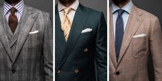 """There are four types of men's shoulder styles — here's what you should know about them"" - businessinsider.com"