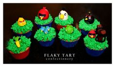 #angrybirds #flakytartsa Confectionery, Tart, Desserts, Food, Tailgate Desserts, Deserts, Pie, Tarts, Meals