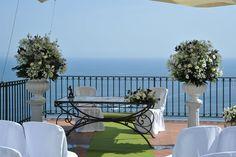 Flowers and Confetti Event Planner, civil wedding at Positano town hall, Amalfi Coast.