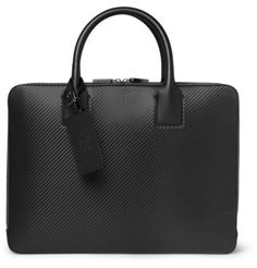 DunhillChassis Leather Briefcase