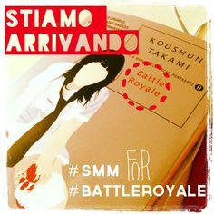 4 aziende 4 coach di successo 4 squadre di social media manager 3 sfide. Il #SMM diventa una cosa seria. #BattleRoyale #Parma @SQcuoladiblog Social Media Marketing