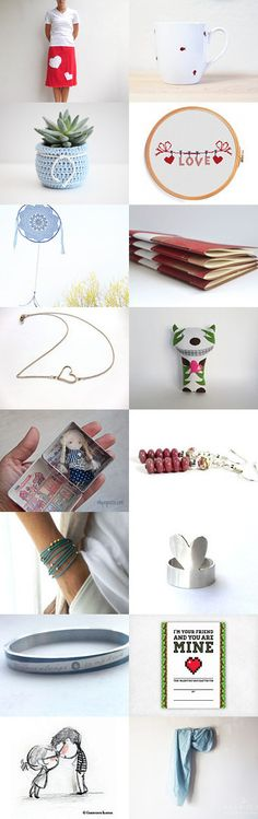 Love  by Yael Berger on Etsy--Pinned with TreasuryPin.com #valentine #love