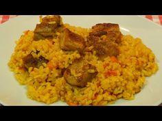 Recetas de cocina con sabor tradicional: Arroz fácil con costillas adobadas