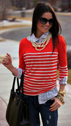 cant go wrong with tangerine...