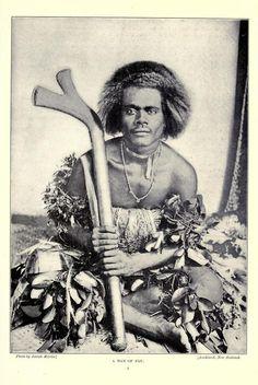 12-12-11: A man of Fiji.