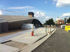 Here's a sneak peek at the soon-to-be-completed Beale Street Landing.