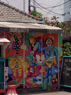 Sea Circus- Bali