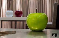 Pottery Pots green apple