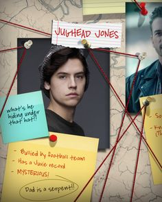 Is Jughead hiding a deadly secret? Catch up on Riverdale now on The CW App Riverdale Tv Show, Riverdale Tumblr, New Riverdale, Riverdale Archie, Riverdale Memes, Riverdale Jason, Riverdale Funny, Betty Cooper, The Cw