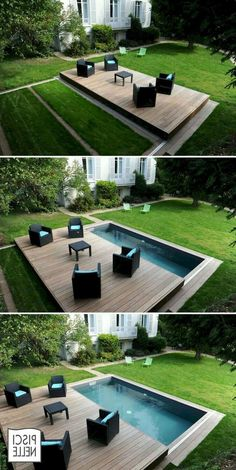 garden architecture 82 Swimming Pool Ideas Small Backyard 82 Swimming Pool Ideas Small Backyard The post 82 Swimming Pool Ideas Small Backyard appeared first on Garden Ideas. Small Swimming Pools, Small Backyard Pools, Backyard Pool Designs, Small Pools, Swimming Pools Backyard, Swimming Pool Designs, Backyard Landscaping, Landscaping Ideas, Patio Ideas