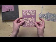 Klompen Stampers (Stampin' Up! Demonstrator Jackie Bolhuis): Floral Phrases Card Series: Card #1