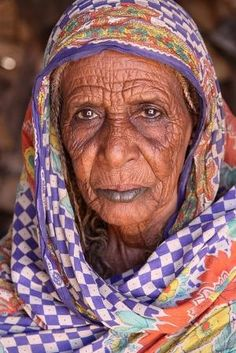 amazing faces | sudan by claudine