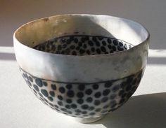 Priscilla Mourtizen - Bowl #ceramics #pottery #cup #bowl