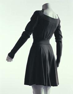 Dress Azzedine Alaïa, 1987 The Kyoto Costume Institute