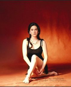 Jennifer photographed by Blake Little, Photo courtesy of The Jennifer Connelly Center Hollywood Actresses, Actors & Actresses, Jennifer Connelly Young, Crime Film, Little Girl Models, Actrices Hollywood, Cinema, Celebs, Celebrities