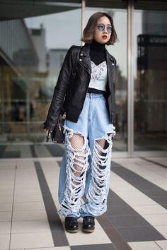 0fb458516c1 Seoul Street Style 2018 Tokyo Street Fashion