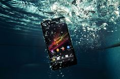 Sony Xperia ZR - Waterproof smartphone with HD display announced