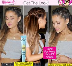 Ariana Grande LAX Airport  http://it-supplier.co.uk/