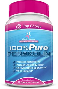 100% Pure Forskolin 750 Mg - 90 Vegetarian Capsules - Highly Recommended Product for Fat Burning and Melting Belly Fat. The Best Forskolin Product on the Market!! Works Excellent with Pure Garcinia Cambogia. Manufactured in a USA > To view further, visit : Garcinia cambogia