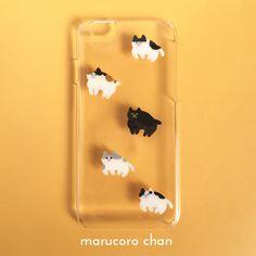 のらねこ iPhoneケース【受注制作】