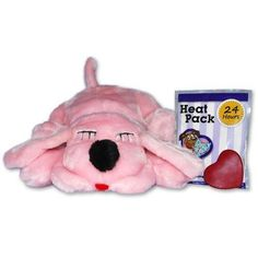 Smart Pet Love Snuggle Puppy Behavioral Aid Toy It's a Girl Pink