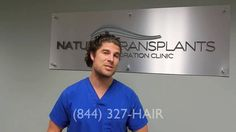 Hair Doctor in West Palm Beach | Hair Clinic Featuring Dr. Matt Huebner http://youtu.be/RkFe8sDY7y0