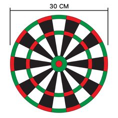 Dartboard Cake Tutorial 1 Find A Suitable Template There