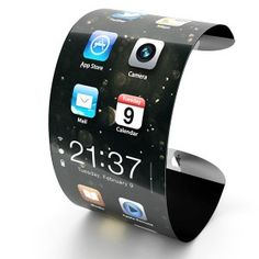 I think this is still my favorite iWatch concept so far. #iwatch #gimme