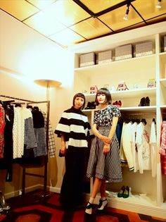 STYLE from TOKYO | street fashion based in japan: at the shop...Sister