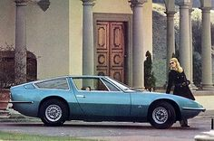 Maserati Indy - Google 検索