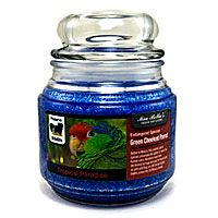 Mia Bella Charity Candles - Endangered Species; Green Cheeked Parrot!  The aroma of exotic tropical fruits including, pineapple, dragon fruit, star fruit, papaya, and mango.