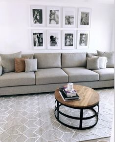 Vienna 2355 Hand Loomed Grey Beige Patterned Wool and Viscose Modern Rug Living Room Designs, Living Spaces, Gray Aesthetic, Grey And Beige, Herringbone Pattern, Apartment Design, Modern Rugs, Room Decor, Modern Interiors